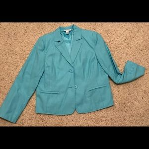 Dressbarn light weight jacket. Size 16